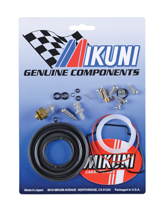 Mikuni MK-BSR42 Carburetor Rebuild Kit