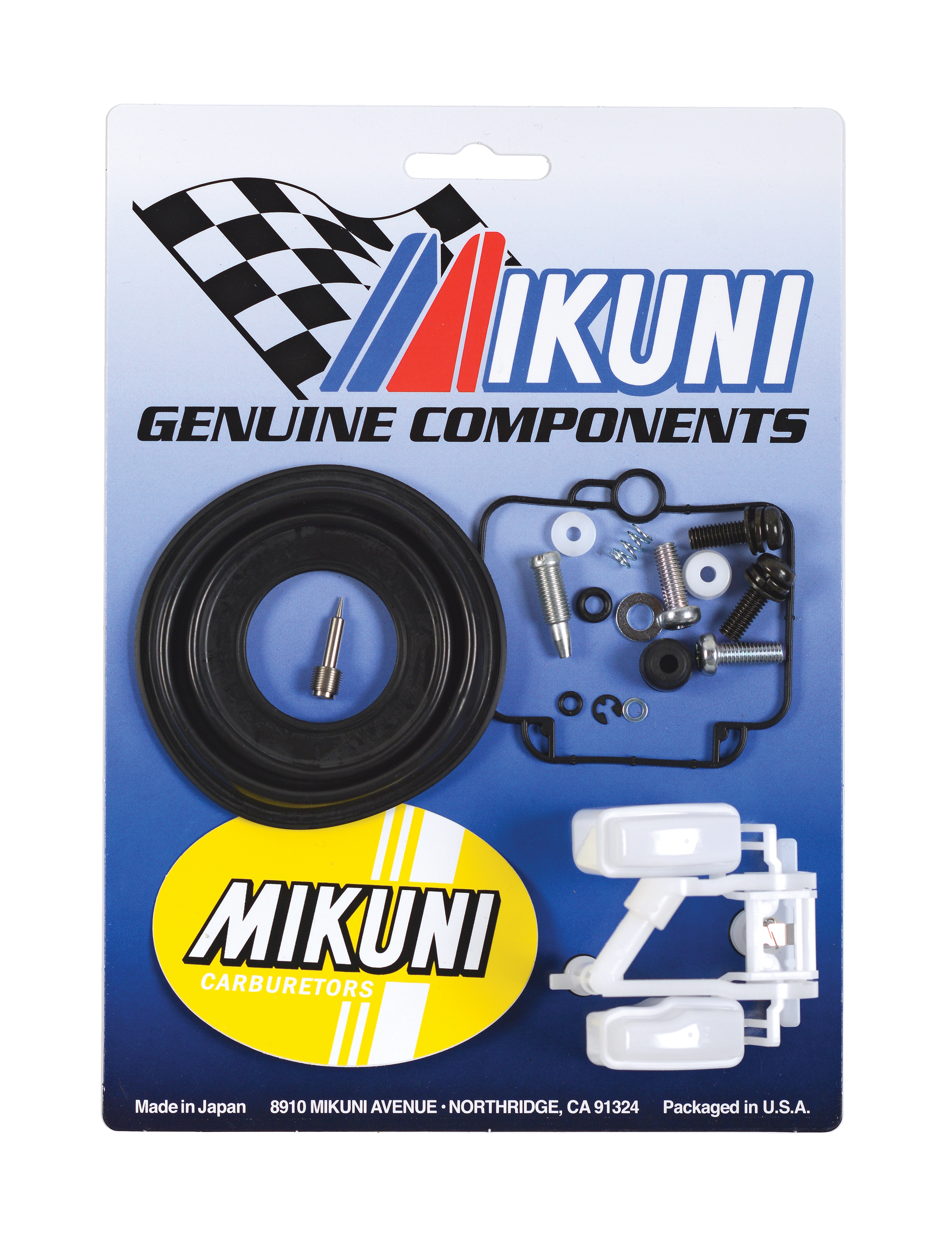 Genuine Mikuni Carburetor Repair Rebuild Kit MK-BSR42-07