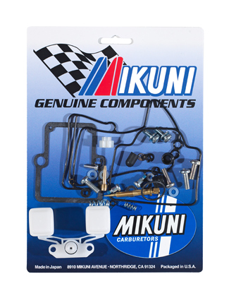 Mikuni MK-TM40SM-1 Carburetor Rebuild Kit for polaris and Arctic cat snowmobiles