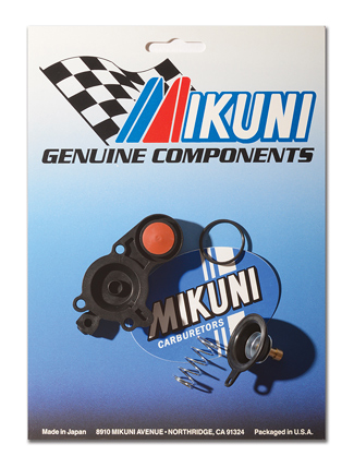 Mikuni Carburetor Rebuild Kit for 