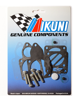 Mikuni Fuel Pump Rebuild Kit for 